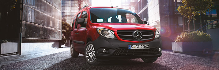 Oferta Mercedes-Benz Citan Tourer Select 109 CDI
